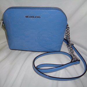 Michael Kors Cindy Large Dome Crossbody Handbag